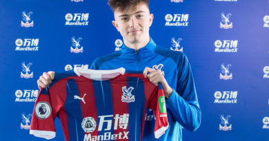 Crystal Palace sign Dundee United attacking midfielder Scott Banks