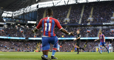Sam Smith's big-match verdict: Palace are turning into a bogey team for the Premier League's biggest clubs