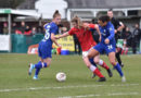 Women's football round-up: Charlton Athletic can't cause FA Cup upset as Palace see tie abandoned