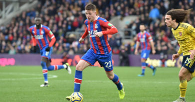 James McCarthy pulls no punches on Crystal Palace's display against Southampton