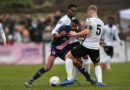 Dulwich Hamlet striker Danny Mills looks to pass on his playing lessons to young footballers