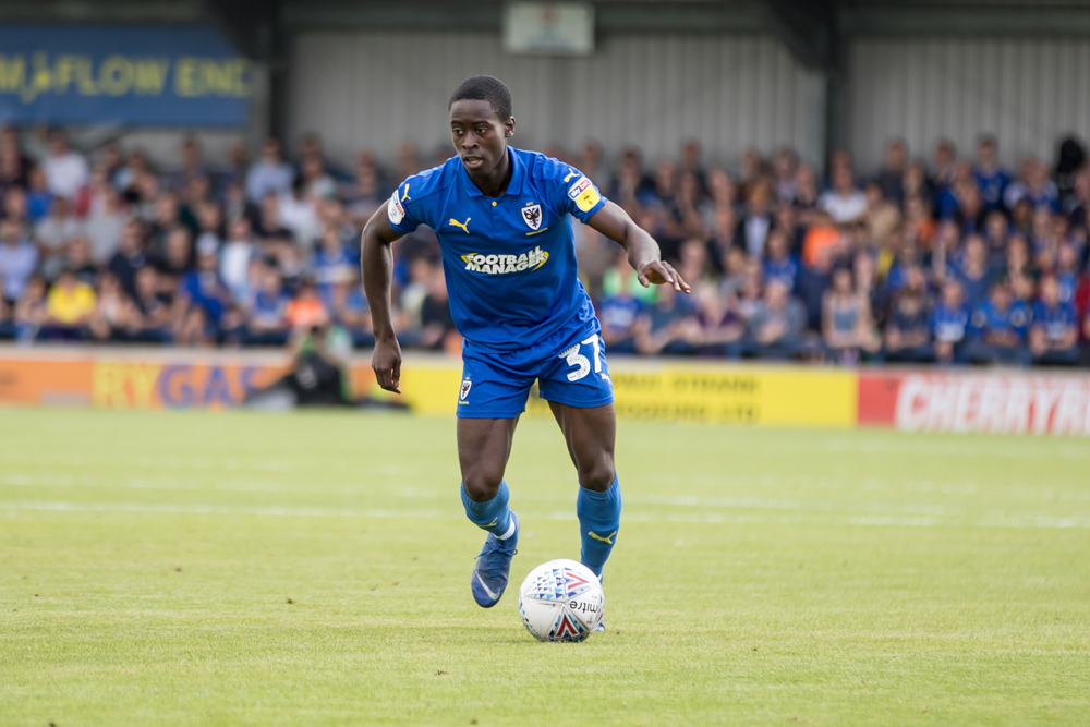 AFC Wimbledon defender Paul Osew: There is so much unscouted potential in South London