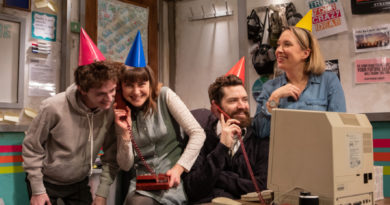 Theatre Review: You Stupid Darkness!