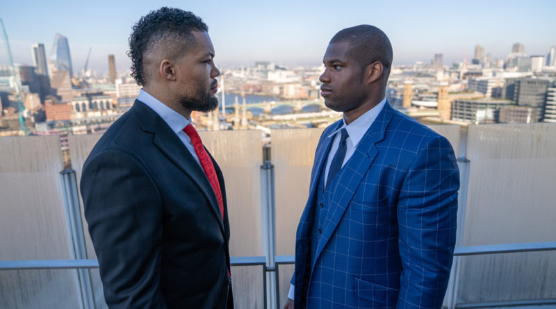 Daniel Dubois ready to roll the dice as he agrees to high stakes clash with Joe Joyce
