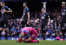 Everton 3 Crystal Palace 1 – Eagles still searching for first win of the year despite rare Benteke goal