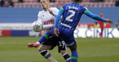 Millwall manager Gary Rowett gives his verdict on two penalty shouts and what disappointed him in Wigan defeat