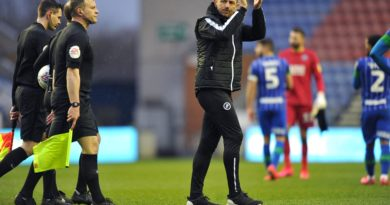 Gary Rowett reveals his biggest disappointment as Millwall lose at Wigan