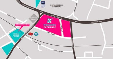 Woolwich Exchange invites residents to exchange ideas on new proposals for Woolwich site regeneration