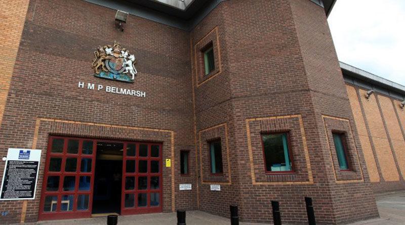 Inmate at HMP Belmarsh dies from head injuries
