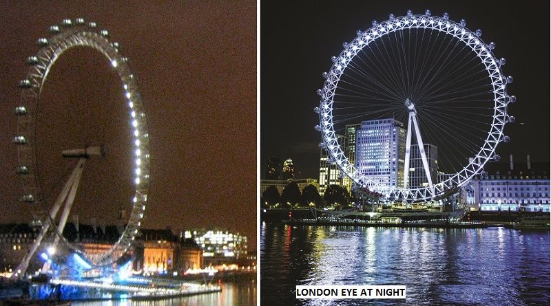 South London Memories: The London Eye celebrate it's 20th anniversary in March